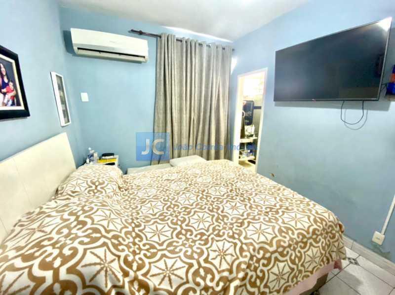 8 Quarto suite - Apartamento à venda Rua Padre Ildefonso Penalba,Méier, Rio de Janeiro - R$ 450.000 - CBAP20335 - 9