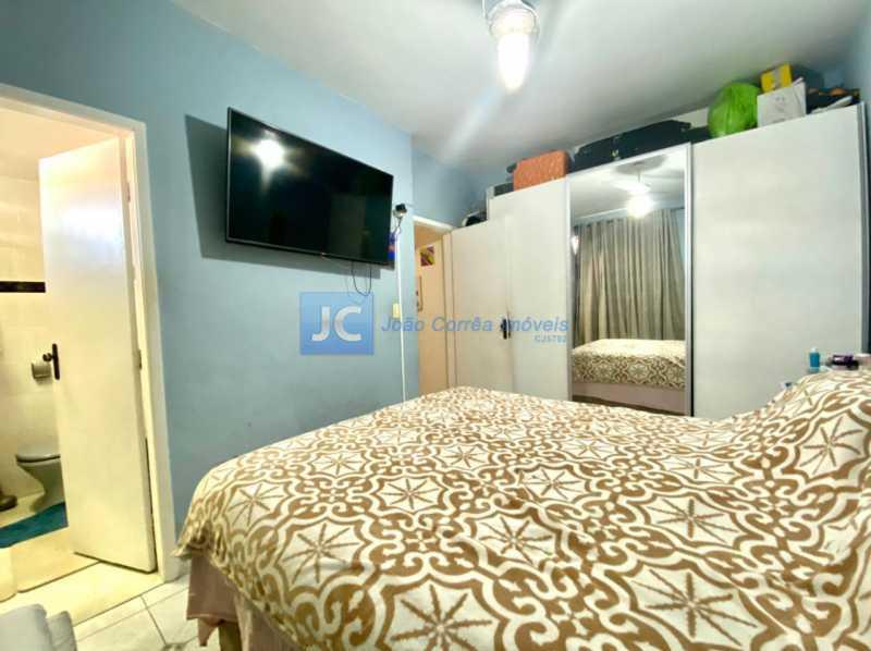 9 Quarto suite 2 - Apartamento à venda Rua Padre Ildefonso Penalba,Méier, Rio de Janeiro - R$ 450.000 - CBAP20335 - 10