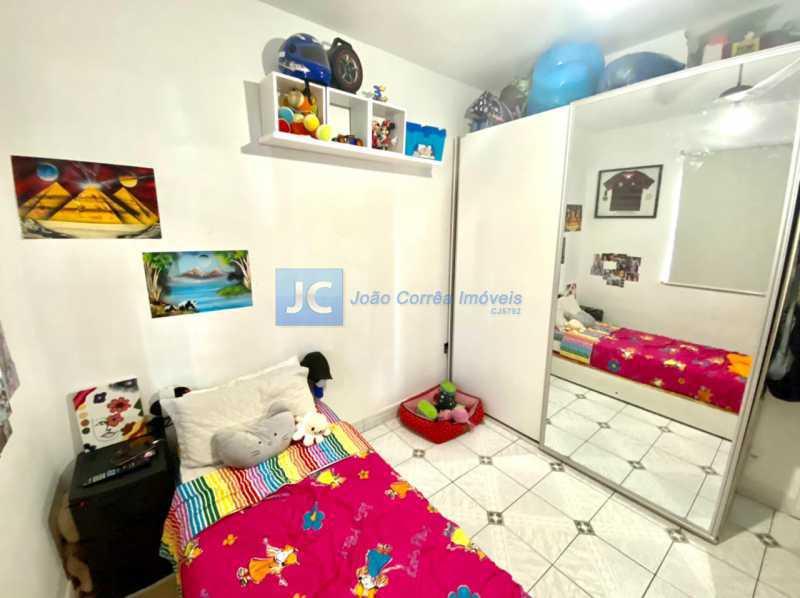12 Primeiro quarto - Apartamento à venda Rua Padre Ildefonso Penalba,Méier, Rio de Janeiro - R$ 450.000 - CBAP20335 - 12
