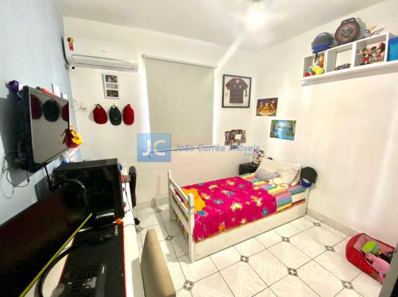13 Primeiro quarto - Apartamento à venda Rua Padre Ildefonso Penalba,Méier, Rio de Janeiro - R$ 450.000 - CBAP20335 - 13