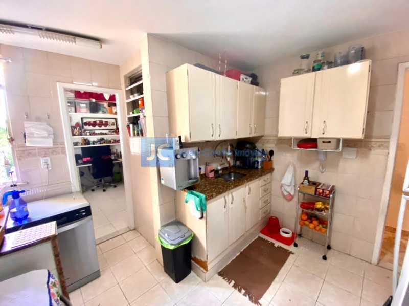 15 Copa cozinhajpg - Apartamento à venda Rua Padre Ildefonso Penalba,Méier, Rio de Janeiro - R$ 450.000 - CBAP20335 - 15