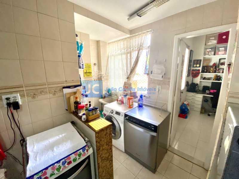 16 Área serviço - Apartamento à venda Rua Padre Ildefonso Penalba,Méier, Rio de Janeiro - R$ 450.000 - CBAP20335 - 16