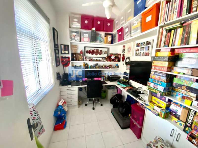 18 Quarto empregada - Apartamento à venda Rua Padre Ildefonso Penalba,Méier, Rio de Janeiro - R$ 450.000 - CBAP20335 - 18