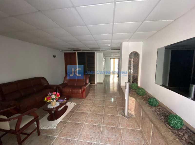 19 Hall prédio - Apartamento à venda Rua Padre Ildefonso Penalba,Méier, Rio de Janeiro - R$ 450.000 - CBAP20335 - 19