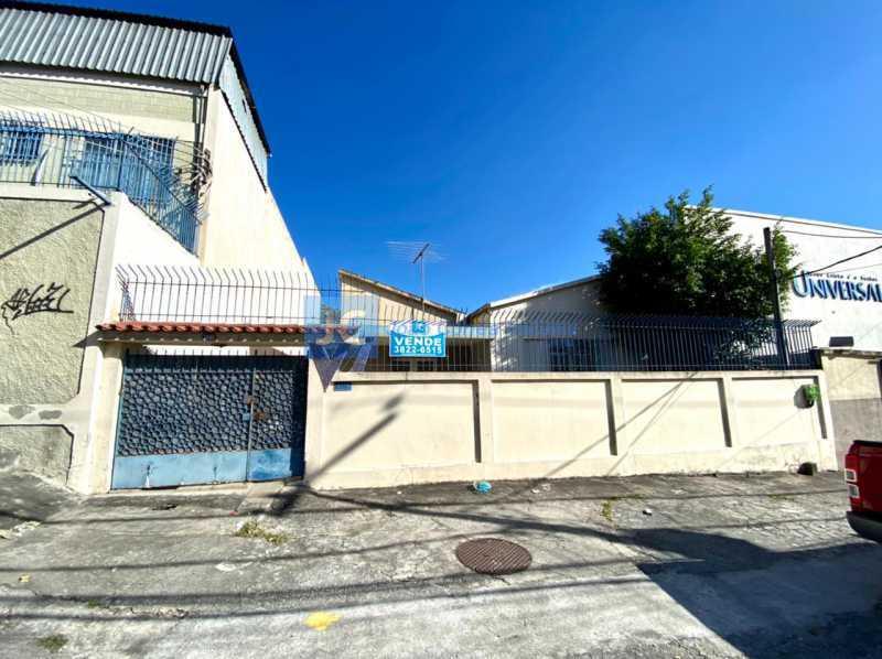 20 Fachada - Casa à venda Piedade, Rio de Janeiro - R$ 400.000 - CBCA00005 - 22