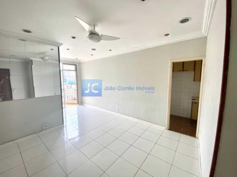 1 Salão - Apartamento à venda Rua Tenente Franca,Cachambi, Rio de Janeiro - R$ 265.000 - CBAP20336 - 1