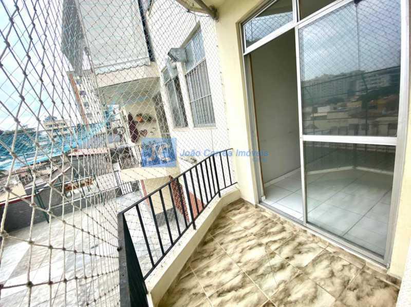 4 Varanda - Apartamento à venda Rua Tenente Franca,Cachambi, Rio de Janeiro - R$ 265.000 - CBAP20336 - 5