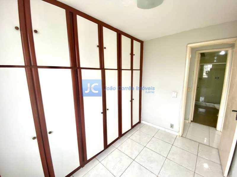 10 Primeiro quarto - Apartamento à venda Rua Tenente Franca,Cachambi, Rio de Janeiro - R$ 265.000 - CBAP20336 - 11