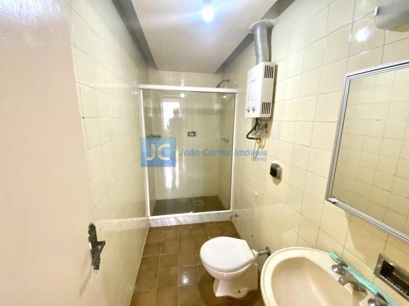 11 Banheiro social - Apartamento à venda Rua Tenente Franca,Cachambi, Rio de Janeiro - R$ 265.000 - CBAP20336 - 12