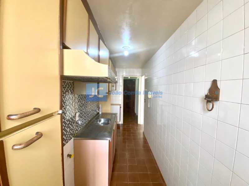 14 Copa cozinha - Apartamento à venda Rua Tenente Franca,Cachambi, Rio de Janeiro - R$ 265.000 - CBAP20336 - 15