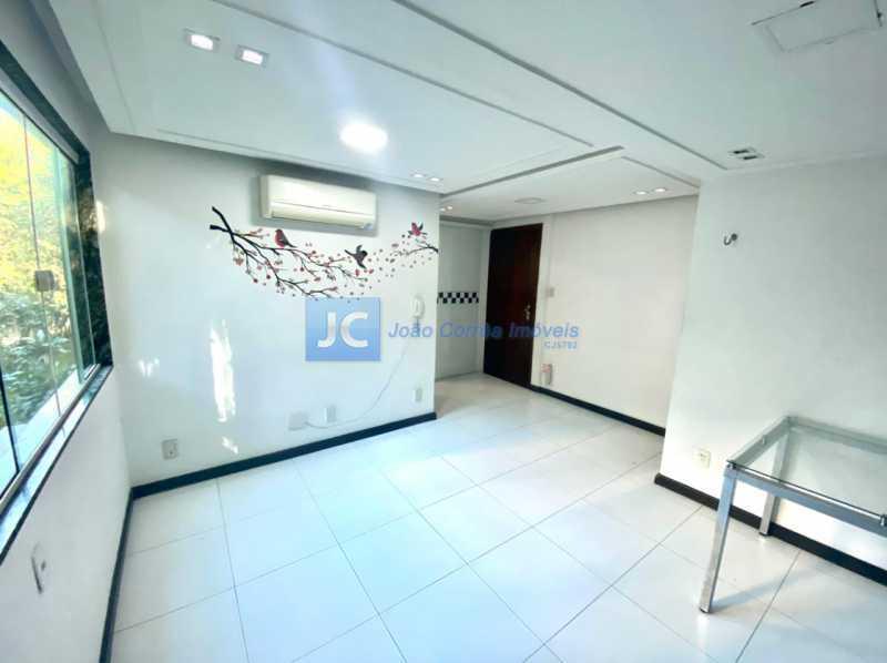 3 Salão - Apartamento 3 quartos à venda Taquara, Rio de Janeiro - R$ 185.000 - CBAP30151 - 4