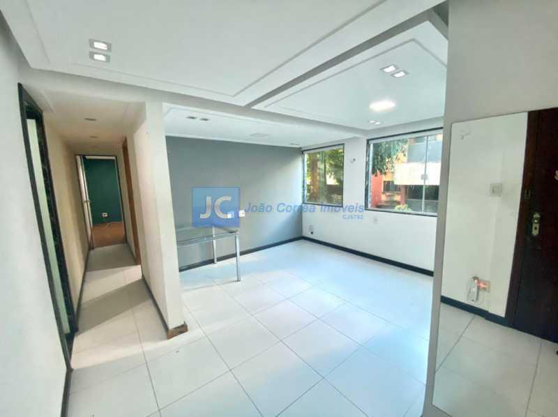 4 Salão - Apartamento 3 quartos à venda Taquara, Rio de Janeiro - R$ 185.000 - CBAP30151 - 5
