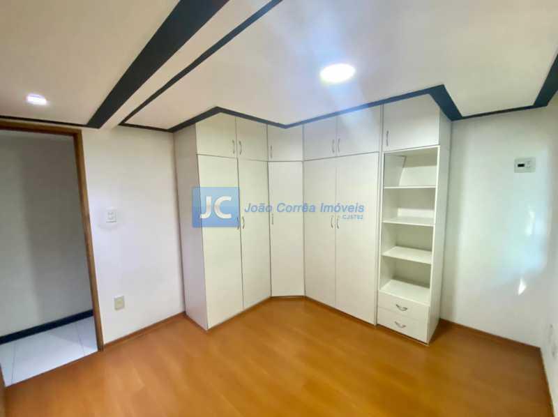 7 Primeiro quarto - Apartamento 3 quartos à venda Taquara, Rio de Janeiro - R$ 185.000 - CBAP30151 - 8