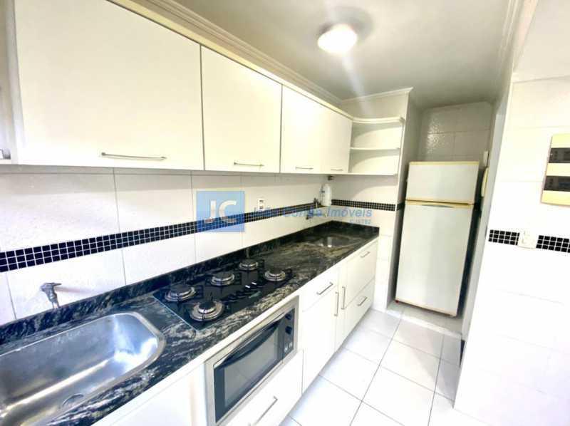 13 Cozinha - Apartamento 3 quartos à venda Taquara, Rio de Janeiro - R$ 185.000 - CBAP30151 - 14
