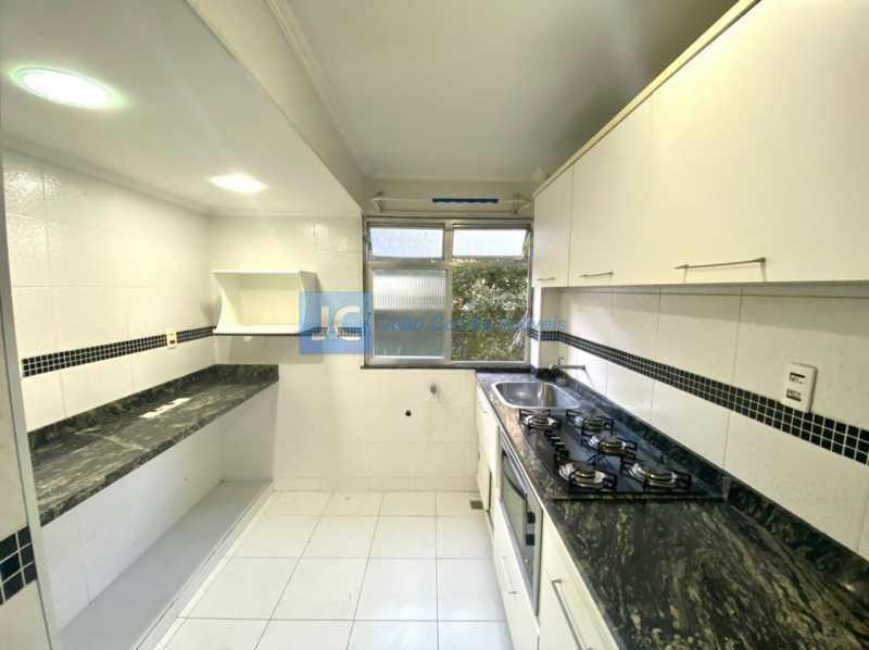 14 cozinha - Apartamento 3 quartos à venda Taquara, Rio de Janeiro - R$ 185.000 - CBAP30151 - 15