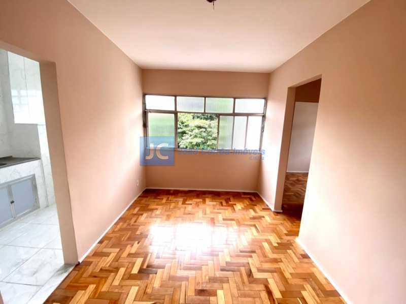 1 Salão - Apartamento à venda Rua Padre Roma,Engenho Novo, Rio de Janeiro - R$ 185.000 - CBAP20338 - 1