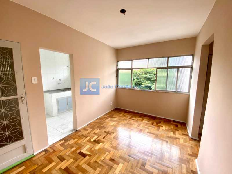 3 Salão - Apartamento à venda Rua Padre Roma,Engenho Novo, Rio de Janeiro - R$ 185.000 - CBAP20338 - 4