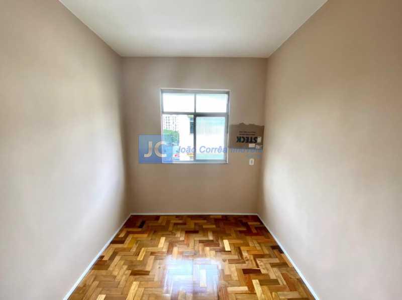 9 Primeiro quarto - Apartamento à venda Rua Padre Roma,Engenho Novo, Rio de Janeiro - R$ 185.000 - CBAP20338 - 10