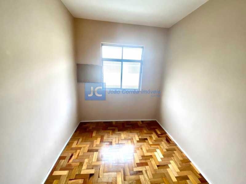 10 Segundo quarto - Apartamento à venda Rua Padre Roma,Engenho Novo, Rio de Janeiro - R$ 185.000 - CBAP20338 - 11