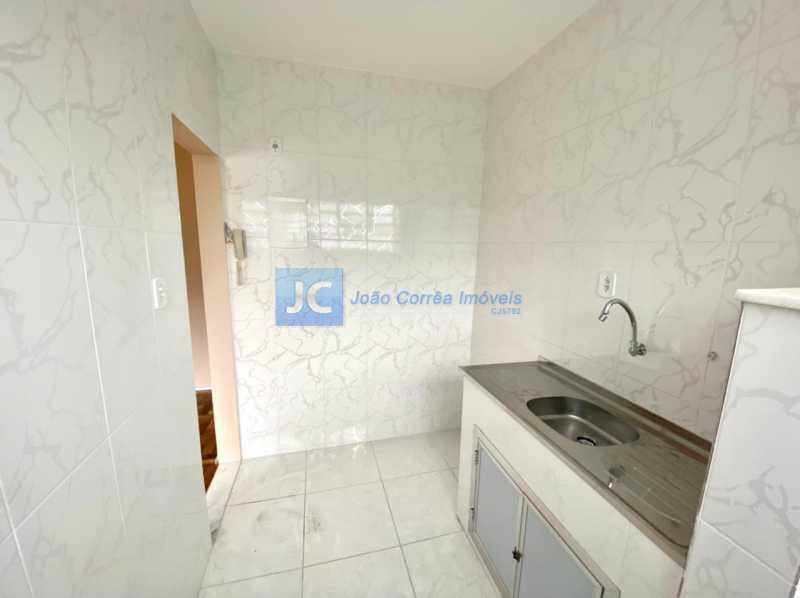 14 Cozinha - Apartamento à venda Rua Padre Roma,Engenho Novo, Rio de Janeiro - R$ 185.000 - CBAP20338 - 15