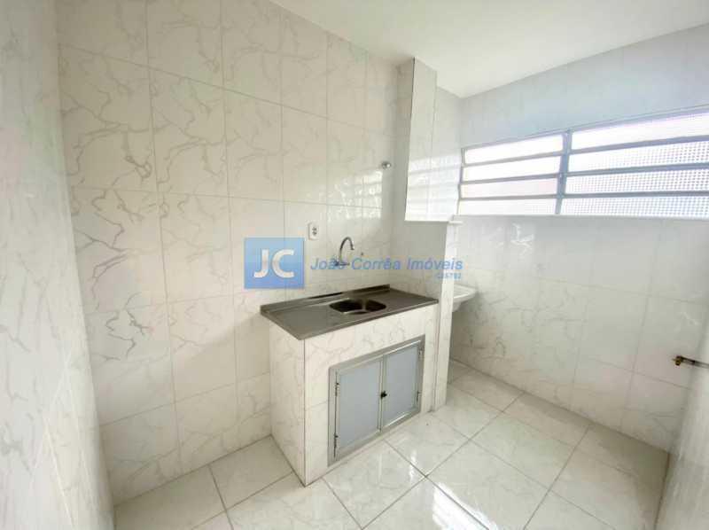 15 Cozinha - Apartamento à venda Rua Padre Roma,Engenho Novo, Rio de Janeiro - R$ 185.000 - CBAP20338 - 16