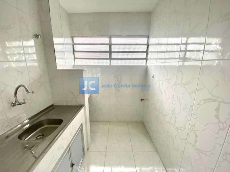 16 Cozinha - Apartamento à venda Rua Padre Roma,Engenho Novo, Rio de Janeiro - R$ 185.000 - CBAP20338 - 17
