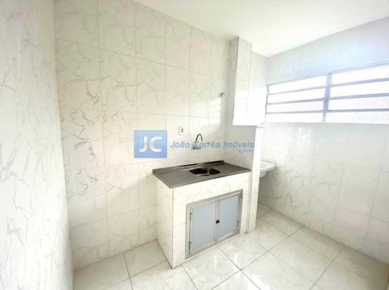 17 Cozinha - Apartamento à venda Rua Padre Roma,Engenho Novo, Rio de Janeiro - R$ 185.000 - CBAP20338 - 18