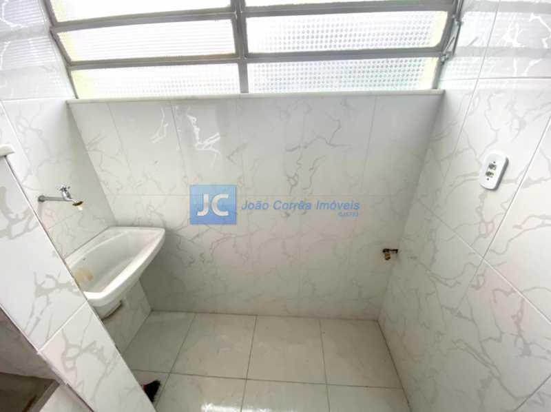 18 Área serviço - Apartamento à venda Rua Padre Roma,Engenho Novo, Rio de Janeiro - R$ 185.000 - CBAP20338 - 19