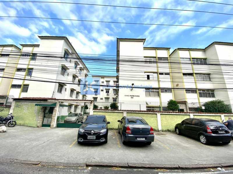 20 Fachada - Apartamento à venda Rua Padre Roma,Engenho Novo, Rio de Janeiro - R$ 185.000 - CBAP20338 - 21