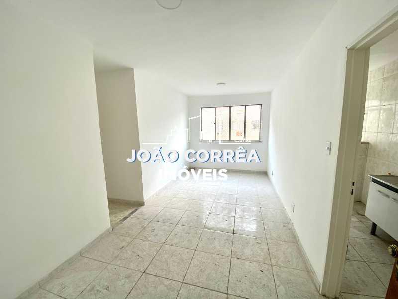 1 Salão - Apartamento à venda Rua Moacir de Almeida,Tomás Coelho, Rio de Janeiro - R$ 130.000 - CBAP20342 - 1