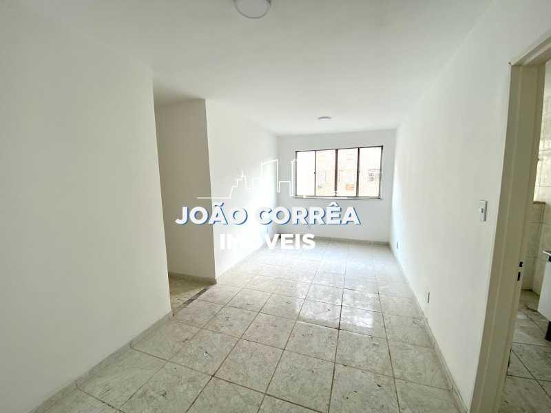 3 Salão. - Apartamento à venda Rua Moacir de Almeida,Tomás Coelho, Rio de Janeiro - R$ 130.000 - CBAP20342 - 4