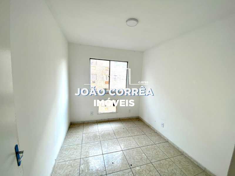 5 Primeiro quarto - Apartamento à venda Rua Moacir de Almeida,Tomás Coelho, Rio de Janeiro - R$ 130.000 - CBAP20342 - 6
