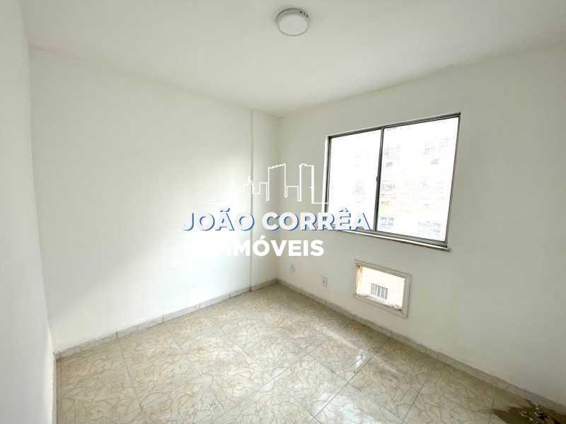 6 Segundo quarto - Apartamento à venda Rua Moacir de Almeida,Tomás Coelho, Rio de Janeiro - R$ 130.000 - CBAP20342 - 7