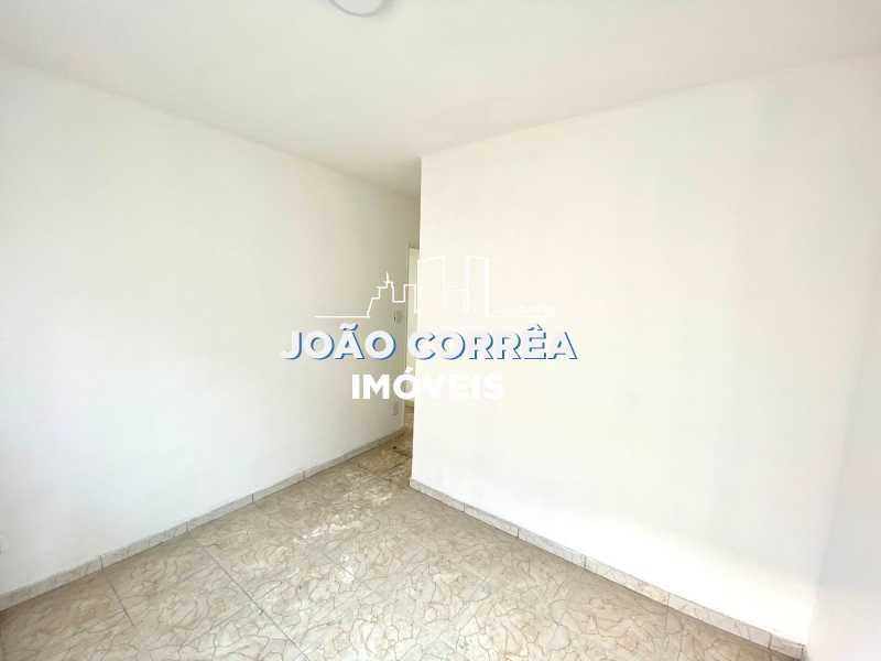 7 Primeiro quarto - Apartamento à venda Rua Moacir de Almeida,Tomás Coelho, Rio de Janeiro - R$ 130.000 - CBAP20342 - 8