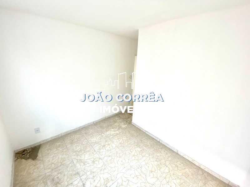 8 Primeiro quarto - Apartamento à venda Rua Moacir de Almeida,Tomás Coelho, Rio de Janeiro - R$ 130.000 - CBAP20342 - 9