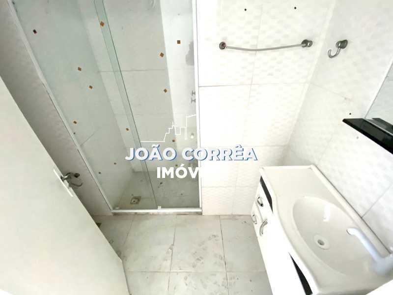 9 Banheiro social - Apartamento à venda Rua Moacir de Almeida,Tomás Coelho, Rio de Janeiro - R$ 130.000 - CBAP20342 - 10