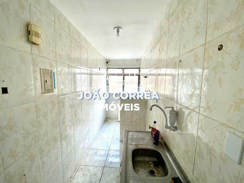 11 Cozinha. - Apartamento à venda Rua Moacir de Almeida,Tomás Coelho, Rio de Janeiro - R$ 130.000 - CBAP20342 - 12