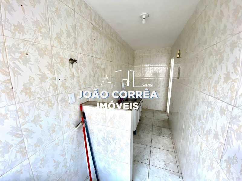 13 Cozinha.. - Apartamento à venda Rua Moacir de Almeida,Tomás Coelho, Rio de Janeiro - R$ 130.000 - CBAP20342 - 14