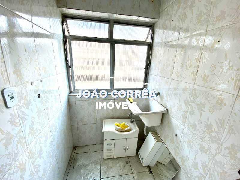 14 Área serviço - Apartamento à venda Rua Moacir de Almeida,Tomás Coelho, Rio de Janeiro - R$ 130.000 - CBAP20342 - 15