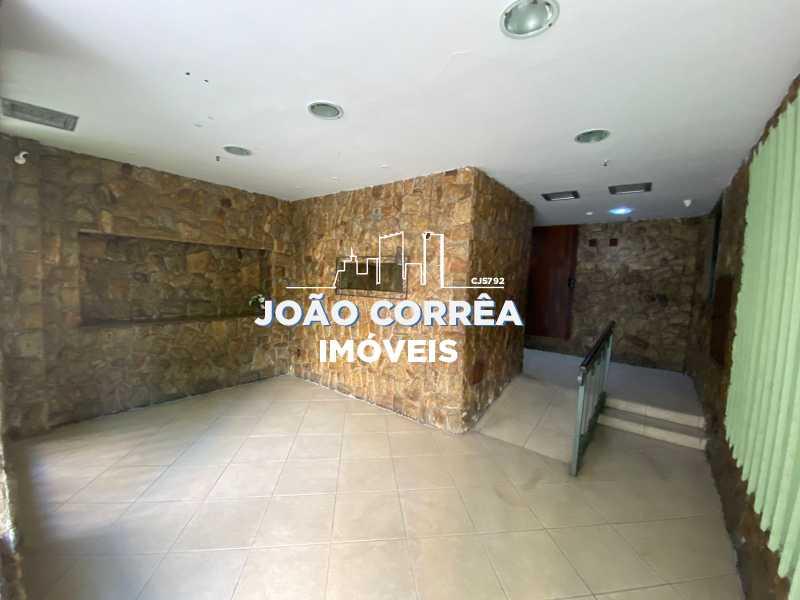 15 Portaria do bloco - Apartamento à venda Rua Moacir de Almeida,Tomás Coelho, Rio de Janeiro - R$ 130.000 - CBAP20342 - 16