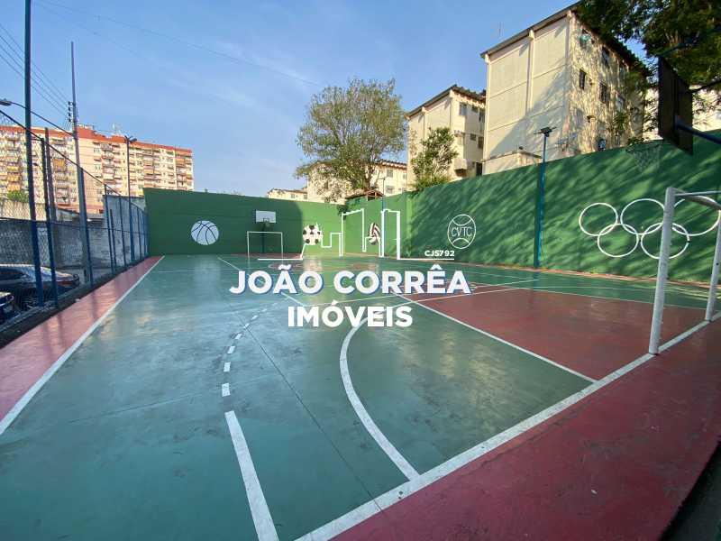 16 Quadra - Apartamento à venda Rua Moacir de Almeida,Tomás Coelho, Rio de Janeiro - R$ 130.000 - CBAP20342 - 17