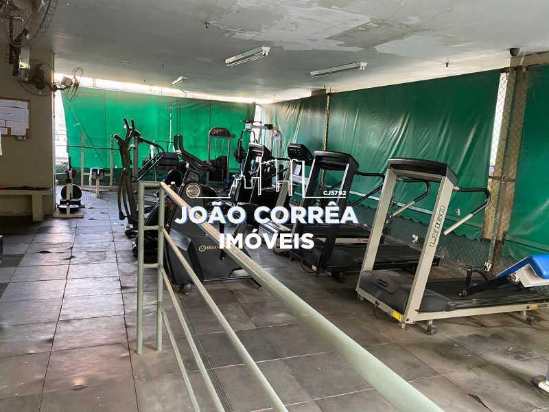 18 Academia - Apartamento à venda Rua Moacir de Almeida,Tomás Coelho, Rio de Janeiro - R$ 130.000 - CBAP20342 - 19