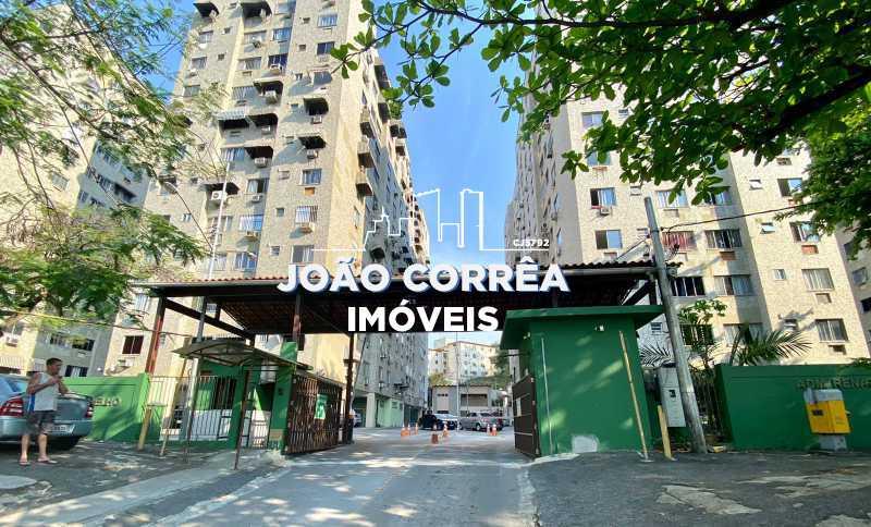 20 Fachada - Apartamento à venda Rua Moacir de Almeida,Tomás Coelho, Rio de Janeiro - R$ 130.000 - CBAP20342 - 21