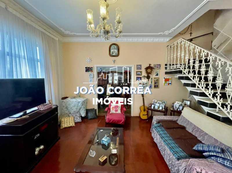 1 Sala - Casa em Condomínio 4 quartos à venda Méier, Rio de Janeiro - R$ 690.000 - CBCN40005 - 1