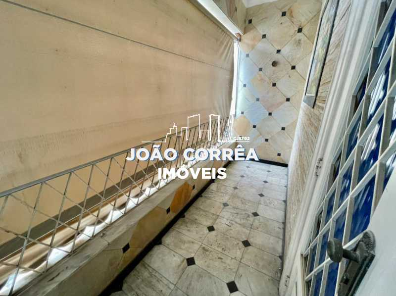 12 Varanda Segundo quarto - Casa em Condomínio 4 quartos à venda Méier, Rio de Janeiro - R$ 690.000 - CBCN40005 - 13