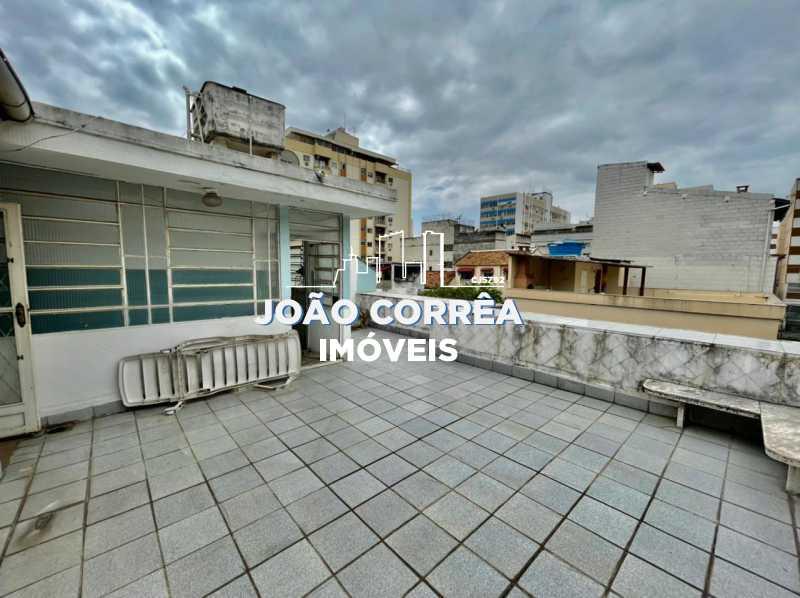 18 Terraço - Casa em Condomínio 4 quartos à venda Méier, Rio de Janeiro - R$ 690.000 - CBCN40005 - 19