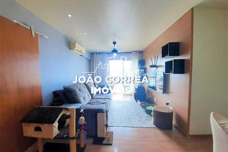 01 Salão - Apartamento à venda Rua Padre Ildefonso Penalba,Méier, Rio de Janeiro - R$ 315.000 - CBAP20343 - 1
