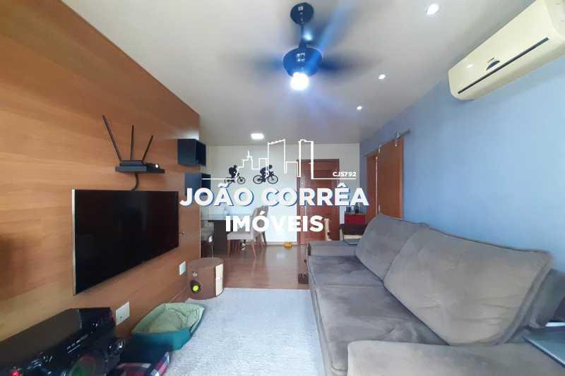 02 Salão - Apartamento à venda Rua Padre Ildefonso Penalba,Méier, Rio de Janeiro - R$ 315.000 - CBAP20343 - 3