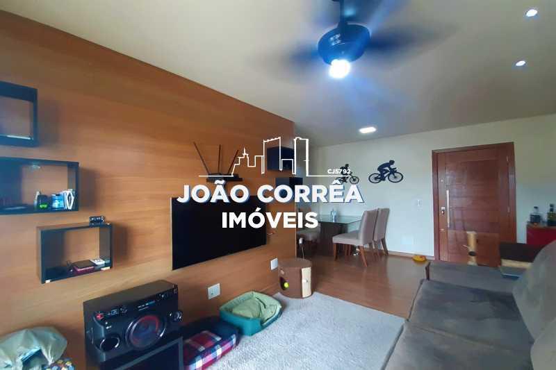 04 Salão - Apartamento à venda Rua Padre Ildefonso Penalba,Méier, Rio de Janeiro - R$ 315.000 - CBAP20343 - 5