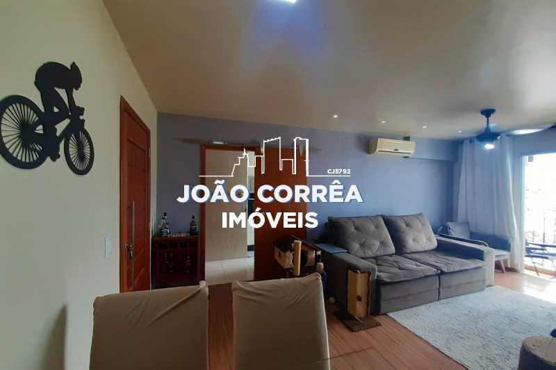 05 Salão - Apartamento à venda Rua Padre Ildefonso Penalba,Méier, Rio de Janeiro - R$ 315.000 - CBAP20343 - 6